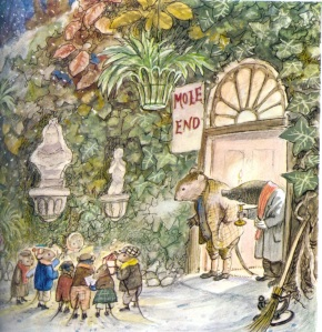 Illustration by Ernest H. Shepherd